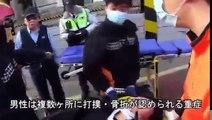 【閲覧注意】ドラレコ DQN大国!韓国は緊急車両も超DQN! 【消防・救急】