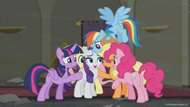 My Little Pony: Friendship Is Magic Season 7 Episode 17 - Putlockers (S7E17)