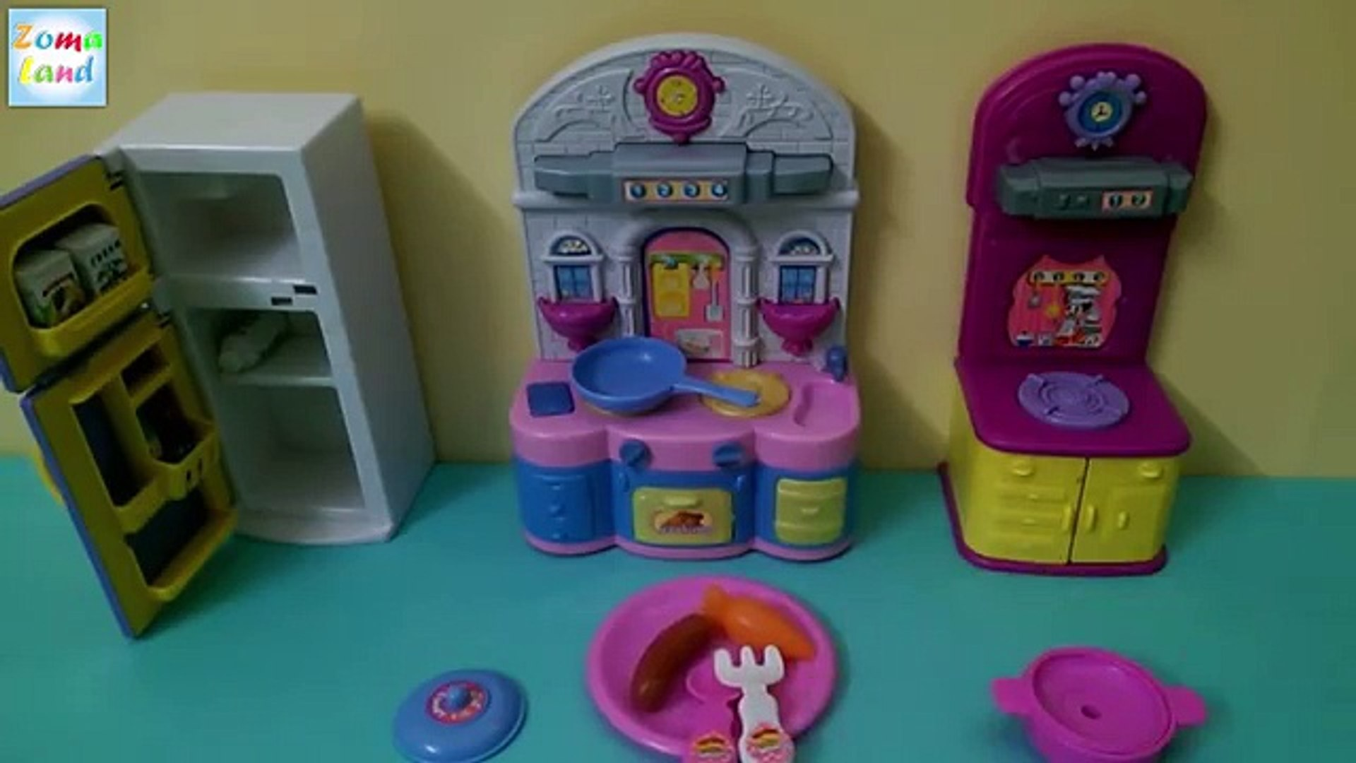 41818ccecd7 العاب طبخ جديدة للبنا لعبة المطبخ الحقيقي للاطفال