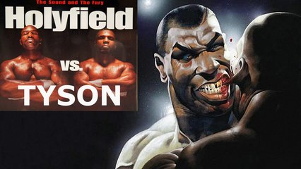 FULL | Oral history: Mike Tyson - Evander Holyfield 'bite fight' 1997