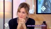Julie Gayet évoque pour la première fois la publication de ses photos avec François Hollande dans la presse people