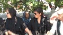 Vatan Şaşmaz'ın cenazesi Güzeltepe Birlik Camii'ne getirildi