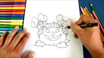 Les dessins animés dessin baisers Ma souris short et mickey minnie disney |