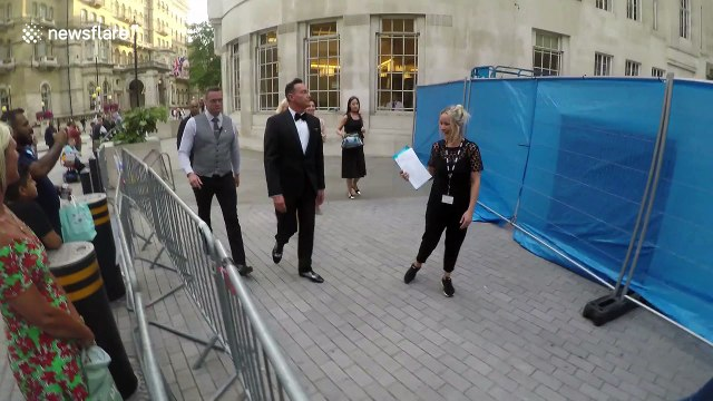 Strictly Come Dancing judges and dancers arrive for show launch