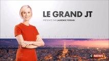 CNEWS - Générique Le Grand JT - Laurence Ferrari (2017)