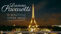 Luciano Pavarotti, Orchestre de Paris, Leone Megiera - Luciano Pavarotti - 10 Beautiful Opera Arias