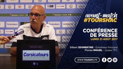 T2 CDL - Avant-match / Tours FC - Le Havre AC