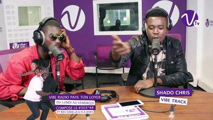Freestyle de SHADO Chris sur Vibe Radio Côte d'Ivoire