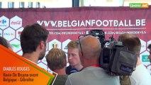 L'Avenir - Diables rouges : Kevin De Bruyne avant Belgique - Gibraltar