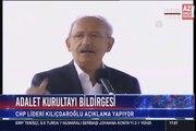 Kemal Kılıçdaroğlu: Tek adam rejmi kabul edilemez