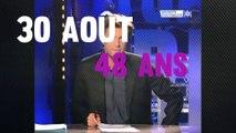 Laurent Delahousse a 48 ans : retour sur l'évolution physique du présentateur (vidéo)