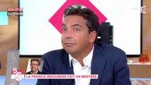 C à Vous : Patrick Cohen tacle un politologue de la France Insoumise (Vidéo)