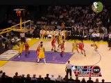 Kobe Bryant goes behind-the-back of Yao Ming