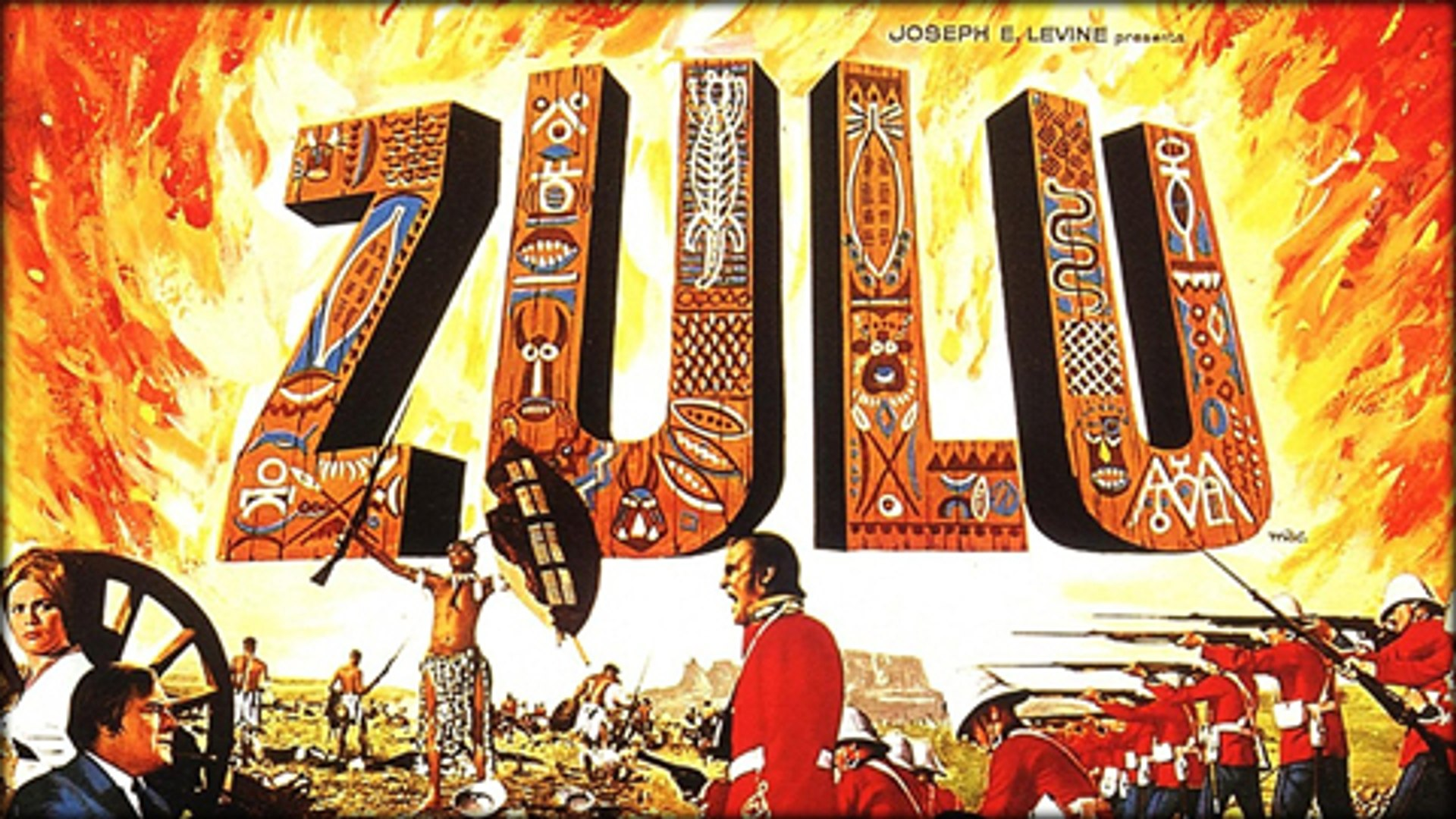 Zulu (1964) - (Drama, History, War) [Stanley Baker, Jack Hawkins, Ulla  Jacobsson] [Feature] - video Dailymotion