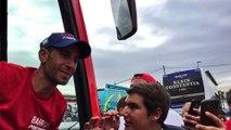"""La Vuelta 2017 - Vincenzo Nibali : """"J'ai tenté un truc mais ça n'a pas marché sur cette 10e étape de La Vuelta"""""""