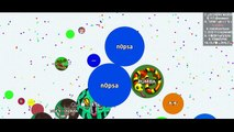 Agar.io: Legend of the n0psas first Teams Turnaround (n0psa Productions)