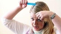 Comment à faire coiffures arcs et à lenvers vers le bas tresses