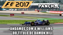 PRIMEIRO EVENTO A BORDO DOS CARROS CLÁSSICOS - F1 2017 modo carreira Clássicos 1