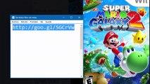 Galaxie jeux lien Méga pour ordinateur personnel sommet Télécharger Super Mario 2 50 Janvier espagnol Wii