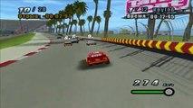 Coches de dibujos animados sobre los coches de todas las series de los coches rayo makvin consecutiva Disney
