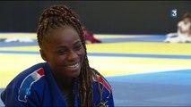 En reconstruction, Priscilla Gneto rêve de podium aux Mondiaux de judo