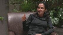 """Gladys Tejeda: """"Al maratón le tengo respeto, pero miedo jamás"""""""