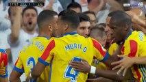 اهداف مباراة ريال مدريد وفالنسيا 2-2 {شاشة كاملة} تعليق حفيظ دراجي 28-8-2017 HD