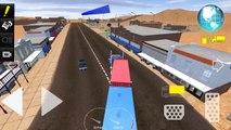 USA 3D Truck Simulator 2016 - HD Android Gameplay - Bonus Truck Games - Full HD Video (108