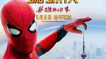 New Chinese 'Spider-Man' Posters Arrive Before The Film's Release | THR News
