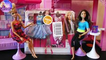 Completa modas Mira hecho movimiento para para el vestido del arco autfit Barbie