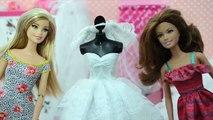 Pour partie Leticia barbie a vécu en choisissant robe de mariée en portugais tototoykids