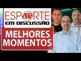 """Flávio detona mania do São Paulo: """"que jogue em Itaquera, então""""   Esporte em Discussão"""