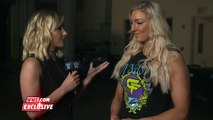 Charlotte Flair gives an update on Ric Flair: Exclusive, Aug. 29, 2017