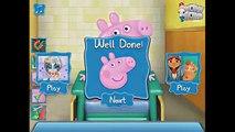 Свинка Пеппа Мультфильм для Детей Пеппа Попала в Больницу Доктор делает Укол. Peppa Pig