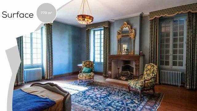 A vendre - Maison/villa - St avit st nazaire (33220) - 14 pièces - 770m²