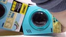 Examen Intelligent jouet la lessive et machines machine à HTI déballer lexamen des jouets pour les enfants de lavage