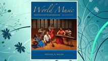 World Music: Traditions and Transformations (B&B Music) FREE Download PDF