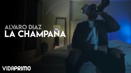 Álvaro Díaz - La Champaña