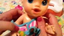 Vivant bébé poupée pot siroter entraînement N slurp alice vegemite