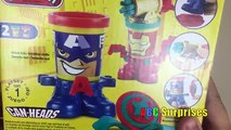 Amérique et capitaine les couleurs pour héros homme de fer enfants Apprendre nombres homme araignée Super compilation