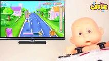 Enfants pour clin doeil dessins animés patron bébé Whipper mauvais enfants bébé poupée jeu pupsik