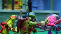 Attaques bataille chaque repaire Méga adolescent tortue tortues avec Mutant ninja bloks kraang ninja