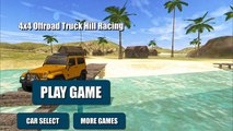 Androïde les meilleures colline Courses un camion 4x4 offroad gameplay hd