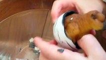 Des œufs embrasé Je suis monde boue dino pétrir dino-oeuf dino-oeufs dino lumineux