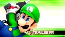 Mario + The Lapins Crétins : Kingdom Battle - Présentation de Luigi
