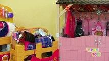 Le plus grand poupée poupées Oeuf cheval chatons ouverture écuries jouet jouets Surprise og 4x4 suv adorable