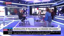 """Raquel Garrido sur C8 : Tensions sur le plateau de """"L'heure des pros"""" sur CNews"""