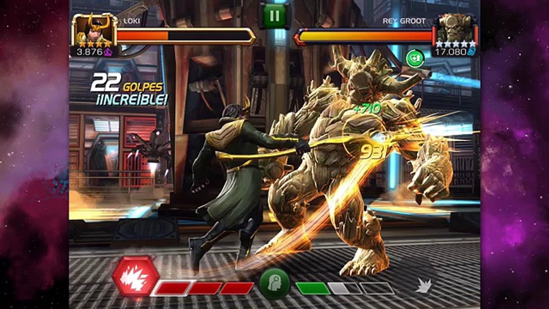 Como Matar a King Groot | Marvel Batalla de Superheroes | EXPERTO