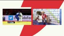 Judo - ChM (F) : Gneto «Je vais péter un câble, ça fait deux fois qu'ils me font le coup»