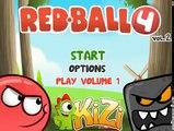 Balle rouge enfants pour dessin animé développement Les aventures de Bun 2